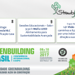 Em agosto, a SJ estará na GBC Brasil – Conferência Internacional e Expo 2017