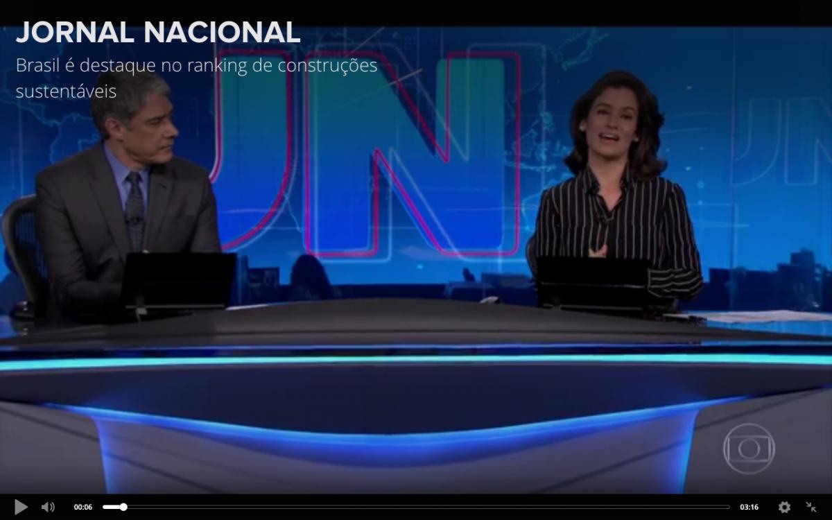 Projeto de Consultoria da SJ é Destaque no Jornal Nacional