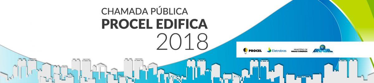 Chamada Pública Procel Edifica 2018